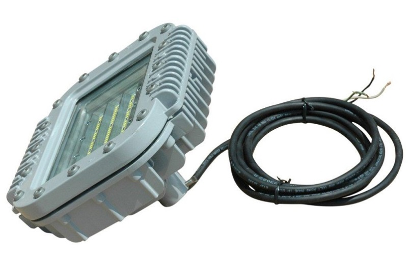 Hazloc compact fixture hlx c series ledrays for Fixture exterieur led